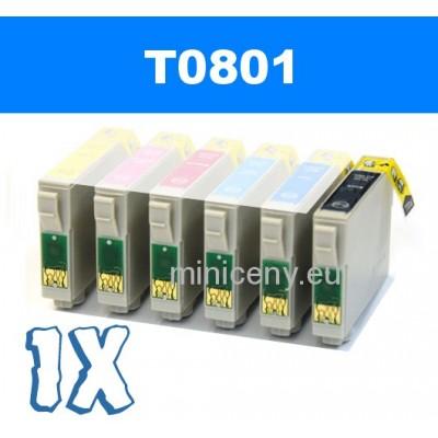 EPSON T0801 čierna - 18ml náplň do tlačiarne EPSON