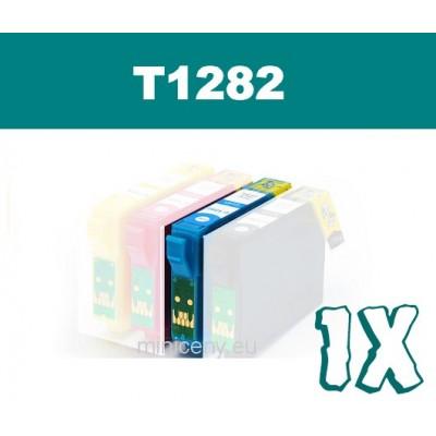 EPSON T1282 cyan - 18ml náplň do tlačiarne EPSON