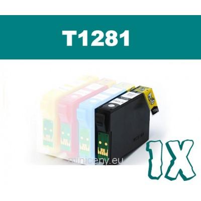 EPSON T1281 black - 18ml náplň do tlačiarne EPSON