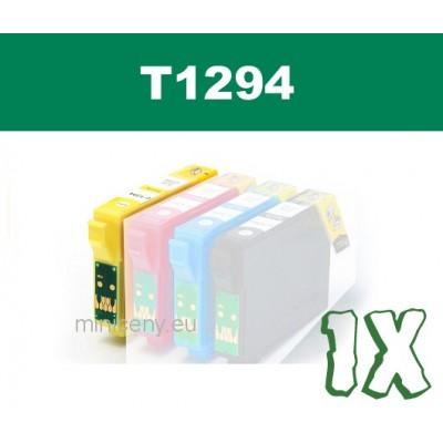 EPSON T1294 yellow - 18ml náplň do tlačiarne EPSON