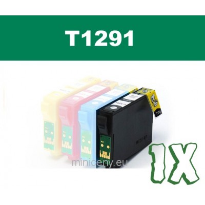 EPSON T1291 black - 18ml náplň do tlačiarne EPSON