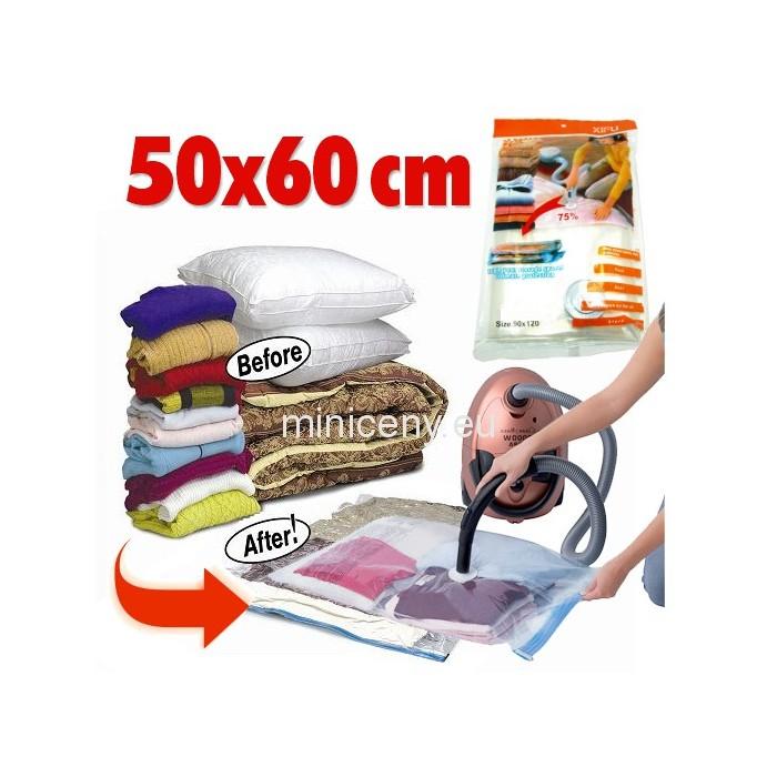 Vákuové vrece 50x60cm na uskladňovanie a cestovanie / vakuove vrecia space bag
