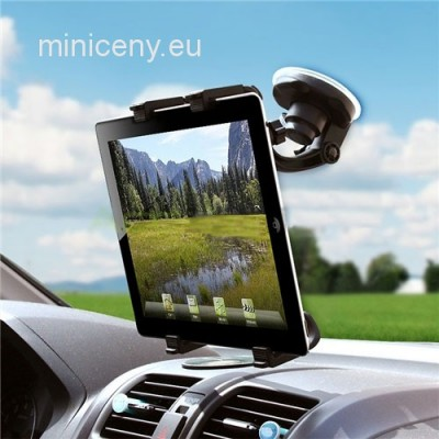 Držiak na Tablet, GPS do auta na sklo - univerzálny