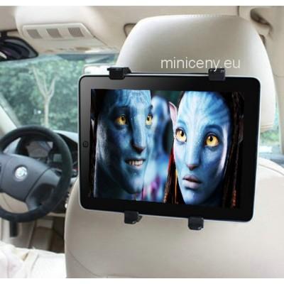 Držiak na Tablet do auta na opierku sedadla - univerzálny