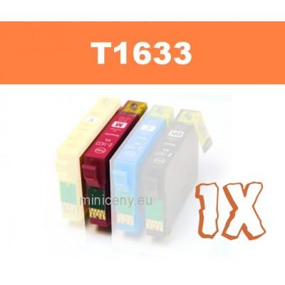 EPSON T1633 magenta 16XL - 18 ml náplň do tlačiarne EPSON
