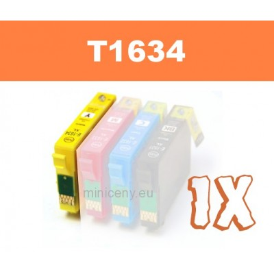 EPSON T1634 yellow 16XL - 18 ml náplň do tlačiarne EPSON