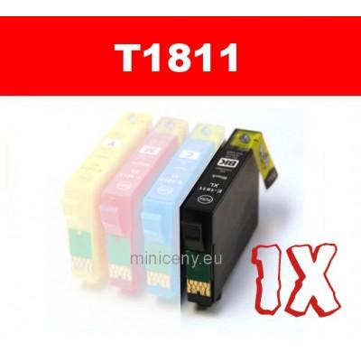 EPSON T1811 black 18XL - 20 ml náplň do tlačiarne EPSON