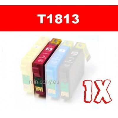 EPSON T1813 magenta 18XL - 18 ml náplň do tlačiarne EPSON