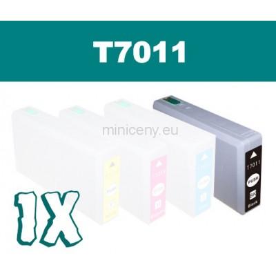 EPSON T7011 black - 70ml náplň do tlačiarne EPSON