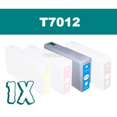 EPSON T7012 cyan - 36ml náplň do tlačiarne EPSON