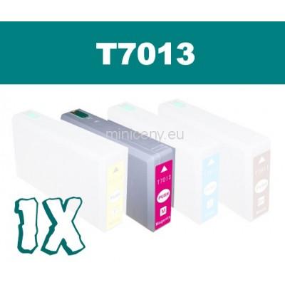 EPSON T7013 magenta - 36ml náplň do tlačiarne EPSON