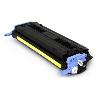 Toner HP Q6002A ( HP 124A ) yellow - úplne nový, kompatibilný