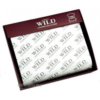 Exkluzívna pánska kožená peňaženka ALWAYS WILD /5 VINTAGE