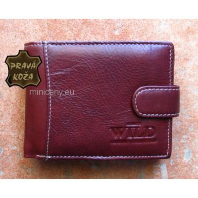 Exkluzívna pánska kožená peňaženka ALWAYS WILD /37 VIŠŇOVÁ 2