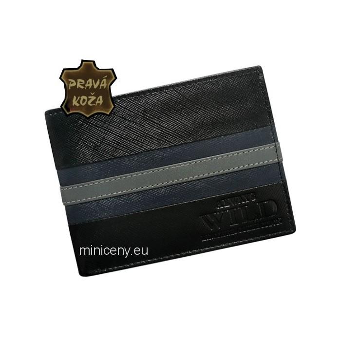 Exkluzívna pánska kožená peňaženka ALWAYS WILD /398
