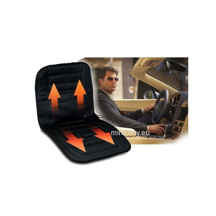 Vyhrievacia podložka do auta na sedadlo